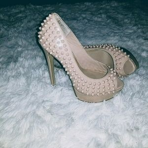 Steve Madden Spike Pumps (Andie)